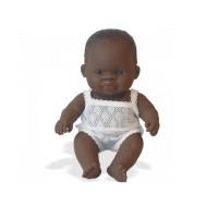 Baby african fetita