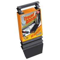 Banda auto antiderapanta 2 in 1 Tread Ahead, Negru