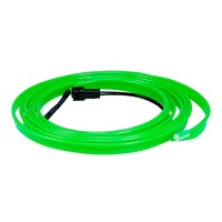 Banda auto flexibila pentru lumina ambientala Light Line, 2 m, Verde