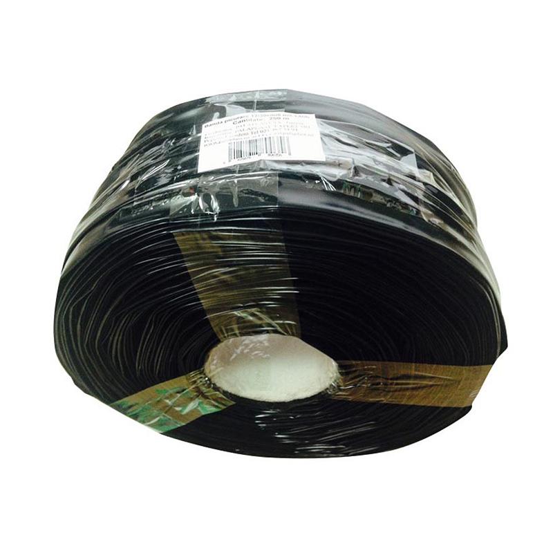 Banda picurare cu pastila, 17 x 30 cm, 100 m, PVC, Negru shopu.ro
