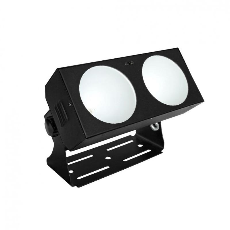 Bara cu LED-uri AFX, 2 x 18 W, functie DMX, unghi de lumina reglabil 2021 shopu.ro