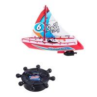 Barca Sail King 311-A6, 2 motoare, telecomanda