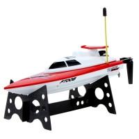 Barca Speed Racing FT 008, 2 canale, telecomanda