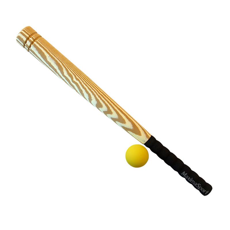 Bata baseball cu minge pentru copii, 59.5 cm 2021 shopu.ro