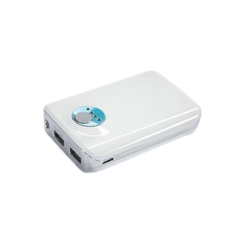 Baterie externa Powerbank, 10.000 mAh, Alb 2021 shopu.ro