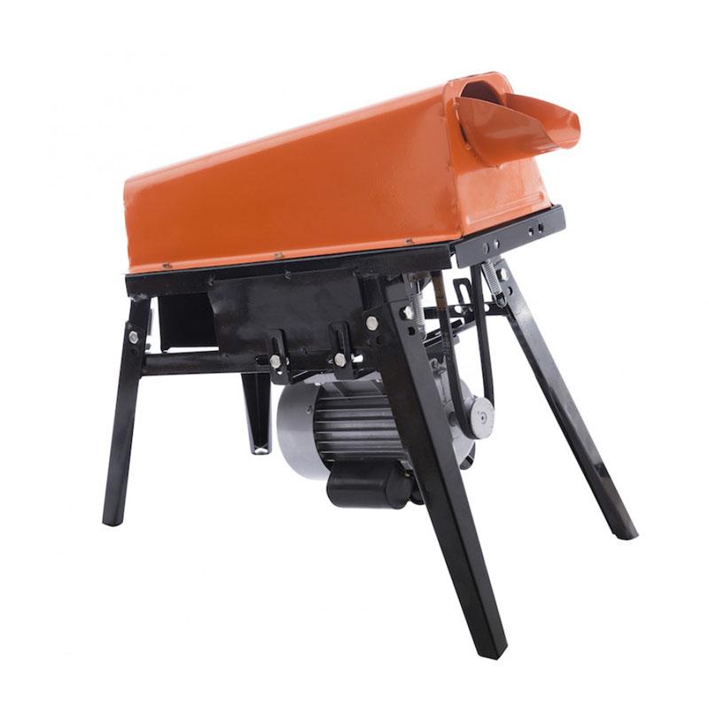 Batoza electrica de curatat porumb Elefant 5TY-40-90, 1800 W, 2850 rpm, 200 kg/h, picioare patrate 2021 shopu.ro