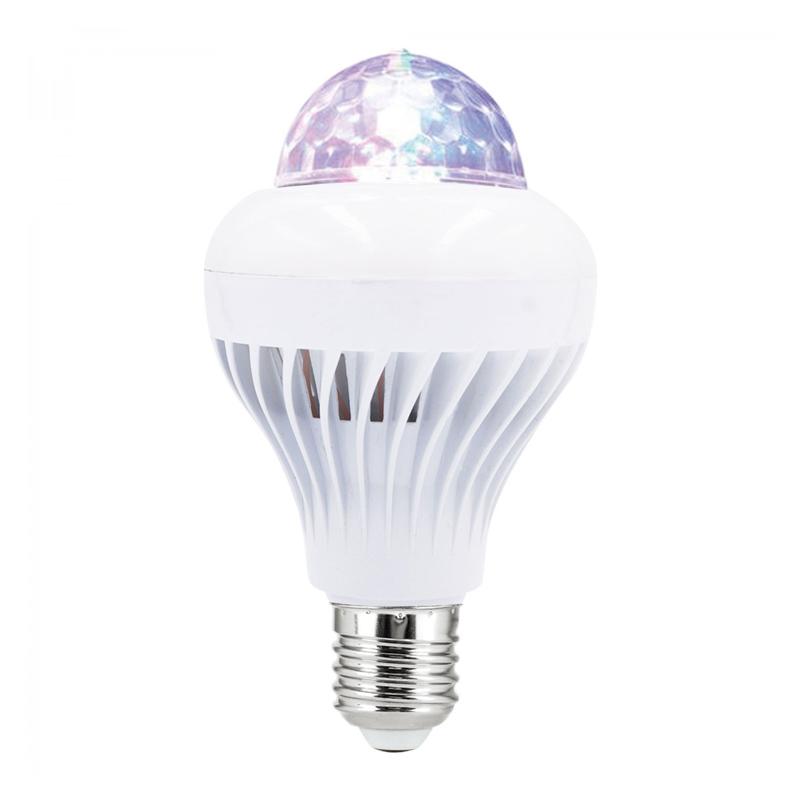 Bec LED disco Hoff, 3 W, dulie E27, 210 lm