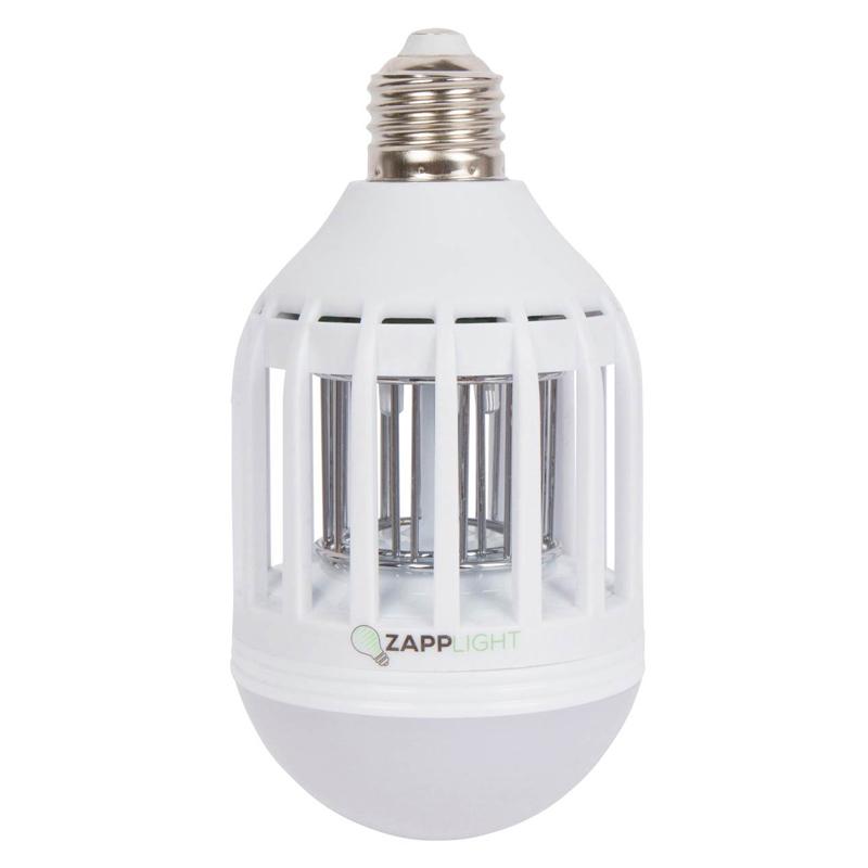 Bec impotriva tantarilor ZappLight, 600 lm, 60 W