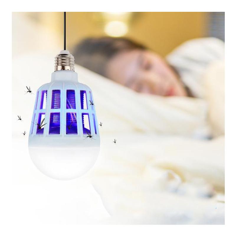 Bec impotriva tantarilor Lamba, LED, 3 W