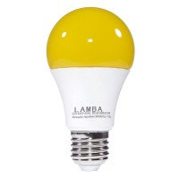 Bec pentru indepartarea insectelor Lamba, 6 W, E27, lumina galbena