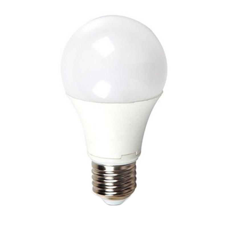 Bec economic cu LED, 11 W, 1055 lm, 6400 K, soclu E27, lumina alb rece, forma A60 2021 shopu.ro