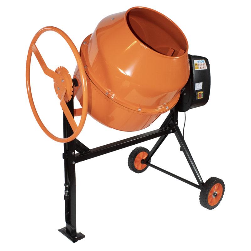 Betoniera Temp HCM650, 1250 W, 29.5 rpm, 195 l