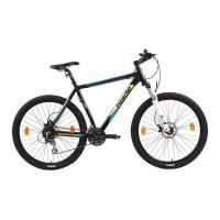 Bicicleta Blade Fun, 8 viteze, anvelope Mitas, cadru aluminiu, frana fata/spate, Negru