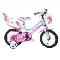 Bicicleta copii Dino Bikes, diametru roata 30 cm, model RSN