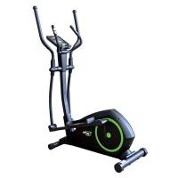 Bicicleta eliptica pentru fitness DHS 3729, 8 viteze, maxim 120 kg, dublu sens de pedalare