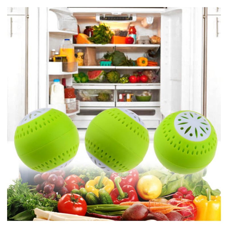 Bile pentru frigider impotriva bacteriilor, 3 bucati