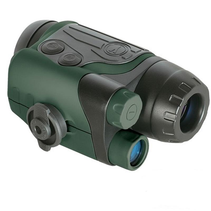 Binoclu Night Vision Yukon NVMT Spartan, 1x - 24 mm, distanta detectie 80 m 2021 shopu.ro