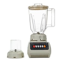 Blender 2 in 1 Boxiya, 300 W, 1.5 l, 4 viteze