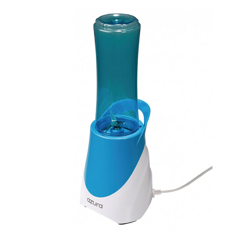 Blender Azura, To-Go, 0.6 l, 300 W, lama inox 2021 shopu.ro