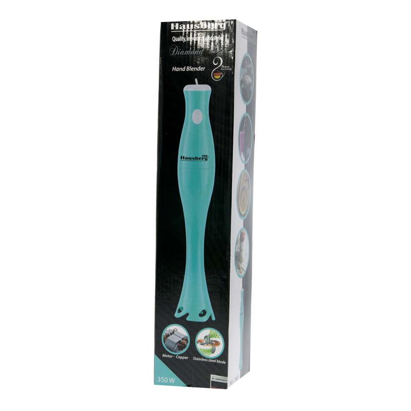 Blender Tini Mini Hausberg, 350 W, Turquoise