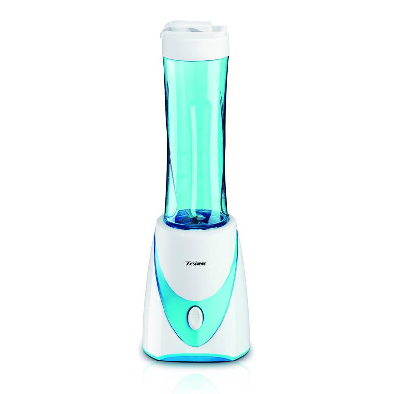 Blender Smothie Maker Trisa, 0,5 l, 250 W, Blue 2021 shopu.ro