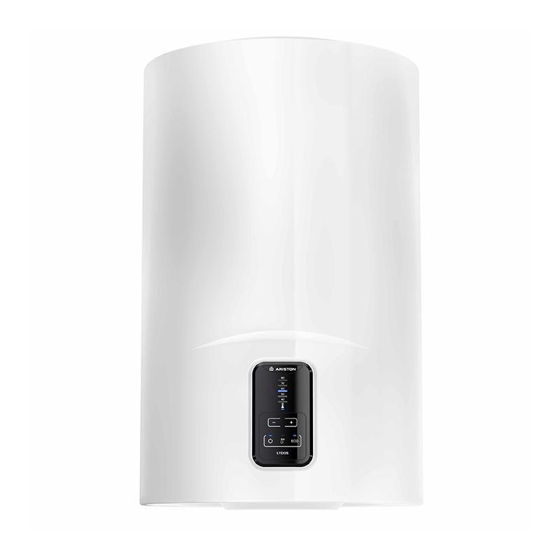 Boiler electric Ariston Lydos Eco, 50 l, 1800 W, 8 bar, functie Eco, afisaj LED, Alb shopu.ro