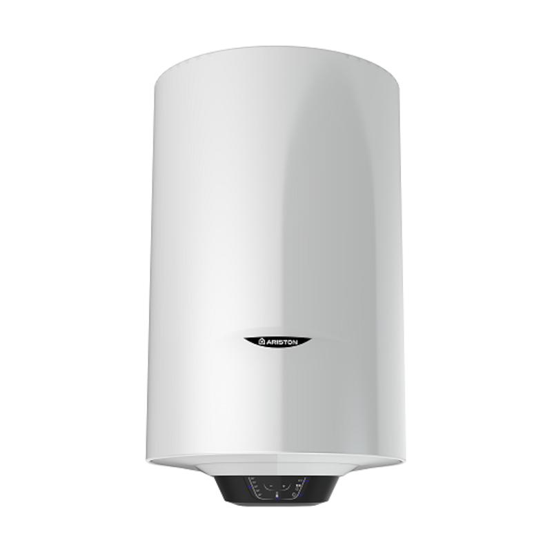 Boiler electric Ariston ProR Evo, 1800 W, 50 l, 8 bar, termostat reglabil, rezervor emailat, Alb shopu.ro