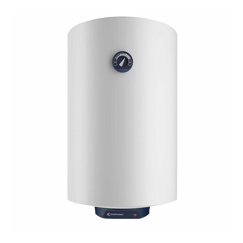 Boiler electric Chaffoteaux, 100 l, 1500 W, 8 bar, izolatie spuma poliuretanica, termostat reglabil, Alb 2021 shopu.ro
