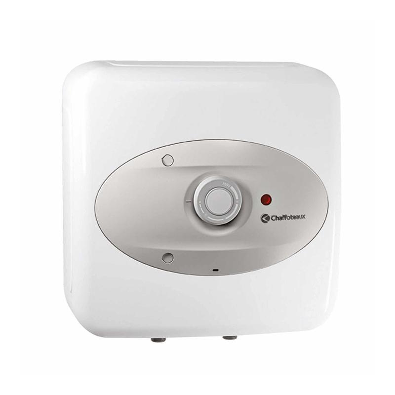 Boiler electric Chaffoteaux, 15 l, 1200 W, 8 bar, izolatie spuma poliuretanica, termostat reglabil, Alb 2021 shopu.ro