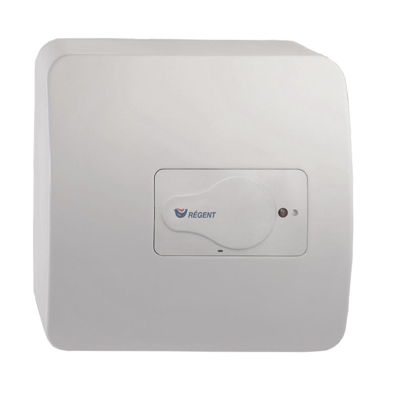 Boiler electric Regent, 10 l, 1200 W, alimentare electrica, control mecanic, 8 bar, Alb shopu.ro