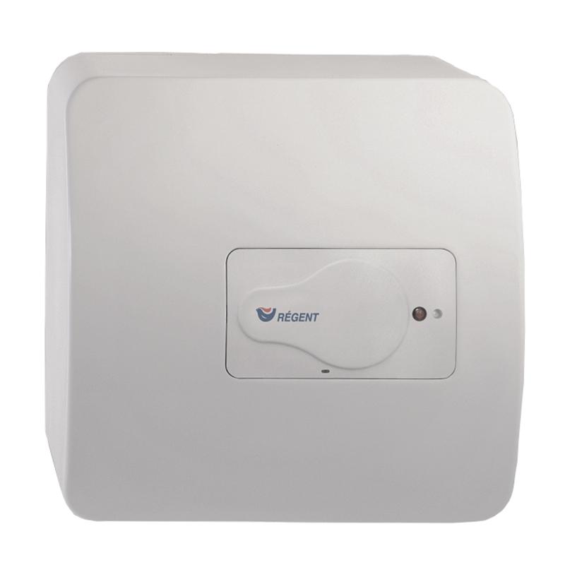 Boiler electric Regent, 15 L, 1200 W, alimentare electrica, control mecanic, 8 bar, Alb 2021 shopu.ro