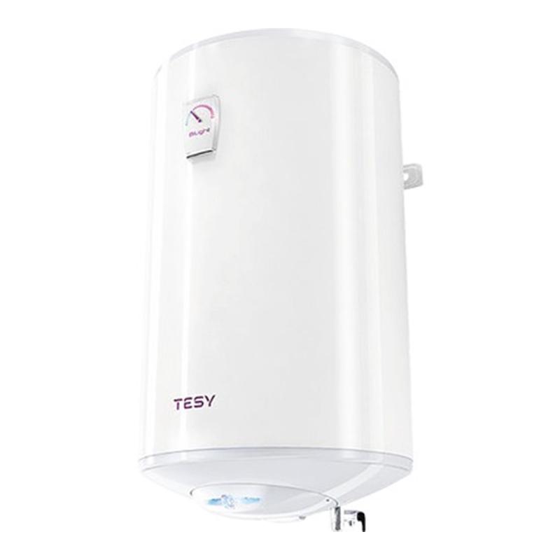 Boiler electric Tesy BiLight, 80 l, 2000 W, termostat reglabil, racord 1/2 inch, Alb shopu.ro