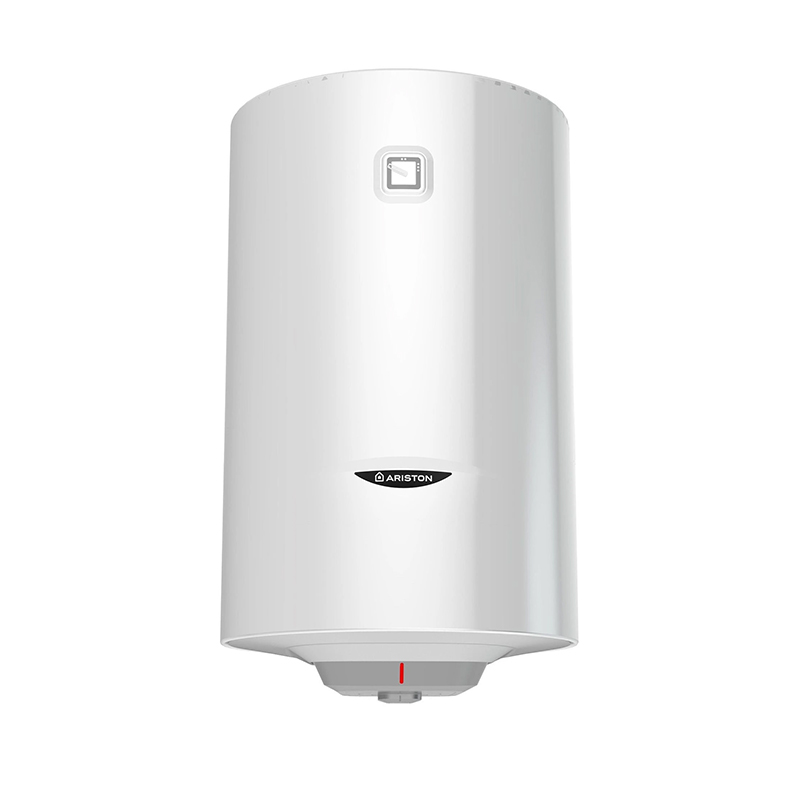 Boiler termoelectric Ariston Pro1 R VTD, 80 l, 1800 W, 8 bar, termostat mecanic, rezervor titan, Alb shopu.ro