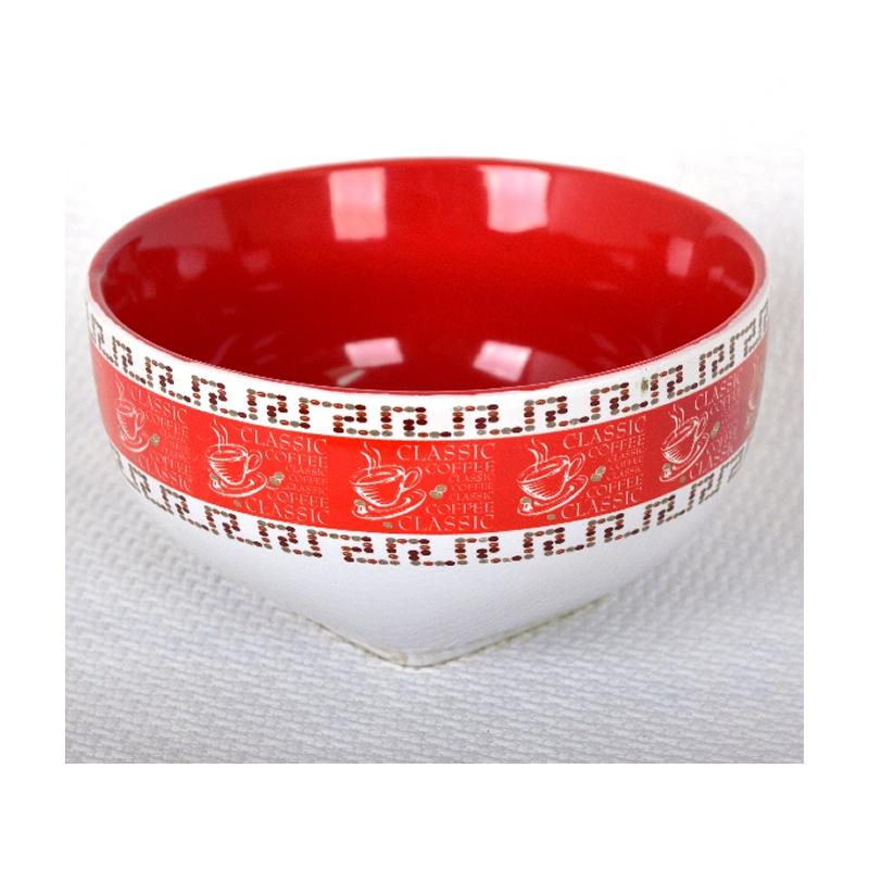 Boluri ceramica Vabene, 7 piese, suport