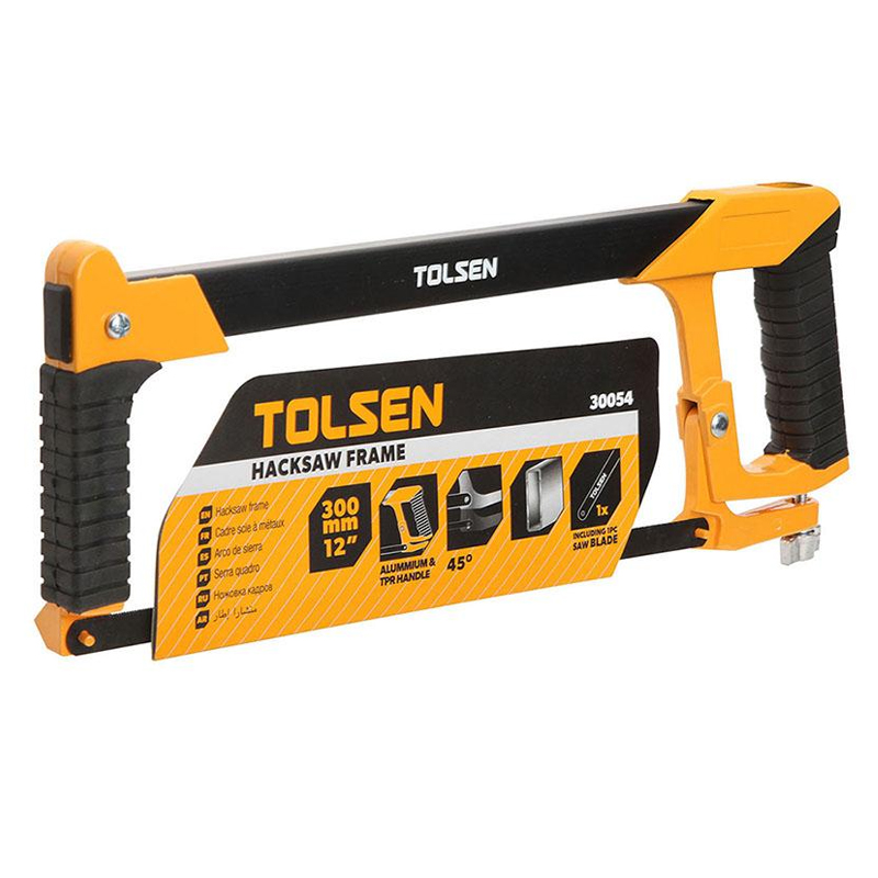 Bomfaier din otel lacuit Tolsen 30054, 300 mm 2021 shopu.ro