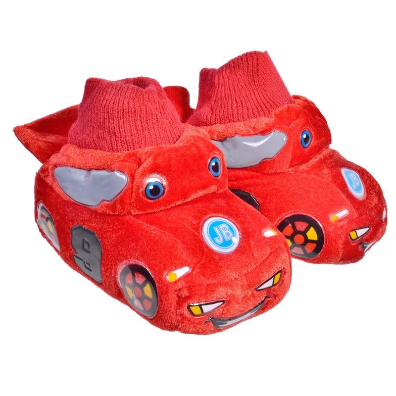 Botosi de casa 3D, marimea 25-26, model masina