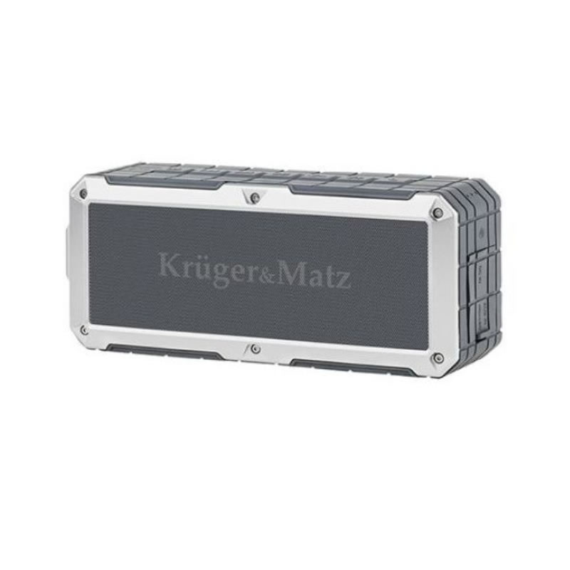 Boxa Bluetooth IP67 Kruger Matz Discovery, difuzor 40 mm, acumulator