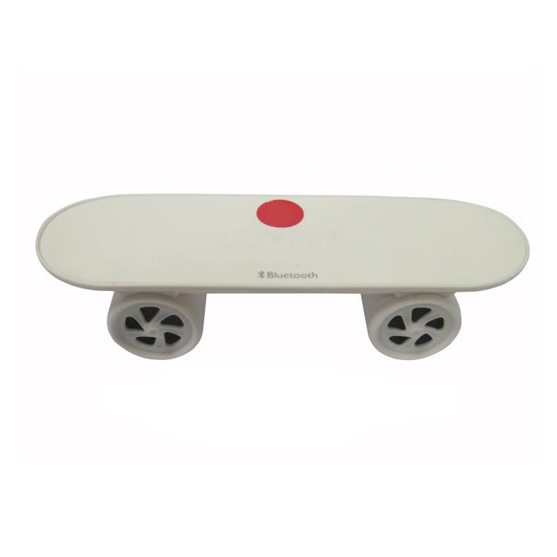 Boxa portabila cu bluetooth, model skateboard 2021 shopu.ro