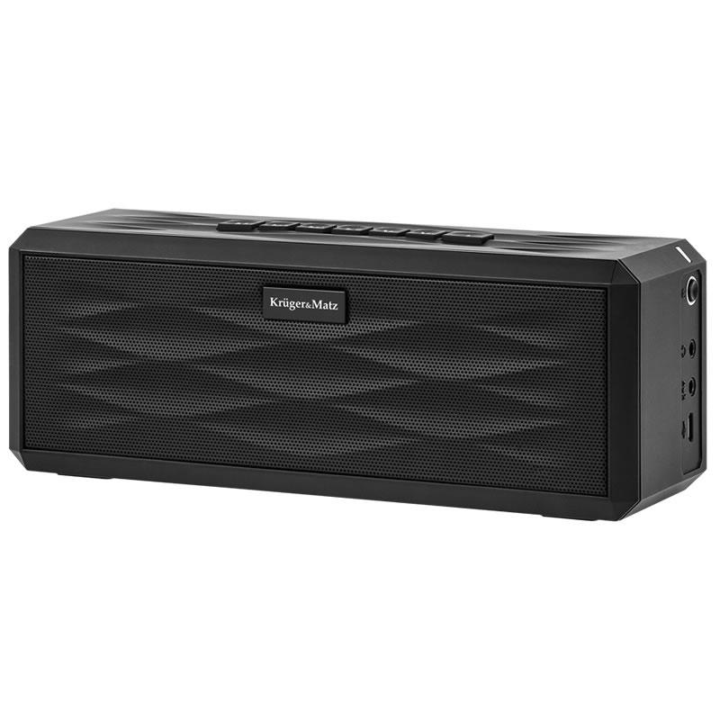Boxa Kruger Matz Beat, bluetooth, acumulator incorporat, micro USB 2021 shopu.ro