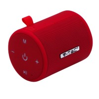 Boxa bluetooth V-Tac, 5 W, 1500 mAh, radio FM, microfon, Rosu