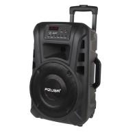 Boxa portabila Bluetooth AZUSA, SD, MP3 player, FM, karaoke