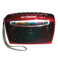 Boxa portabila Rotosonic, 3 W, acumulator reincarcabil