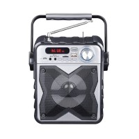 Boxa portabila Trevi, bluetooth, 10 W, USB, SD, microfon