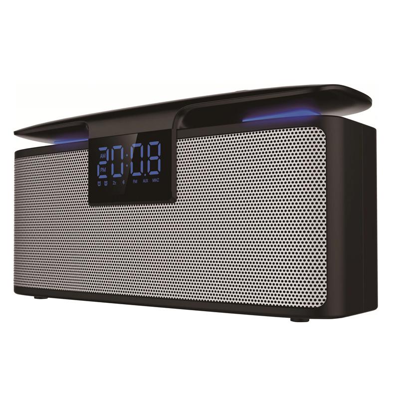 Boxa portabila bluetooth Akai, 2 x 6 W, 2200 mAh, radio FM, USB, TF Card 2021 shopu.ro