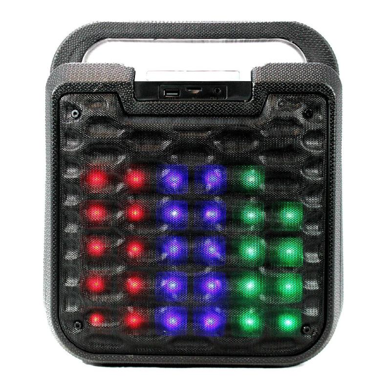Boxa portabila cu bluethooth B19, 9 W, USB, suport microSD 2021 shopu.ro