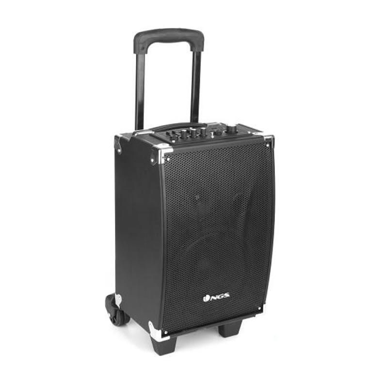 Boxa portabila bluetooth NGS, 40 W, sistem troler 2021 shopu.ro