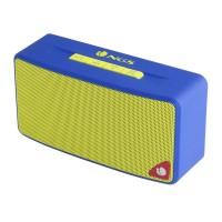 Boxa portabila cu bluetooth si radio NGS, 3 W, USB, Albastru