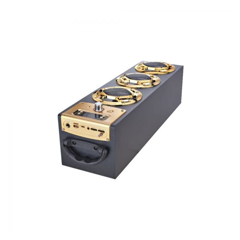 Boxa portabila wireless MX-103, 35 W, bluetooth, microfon inclus