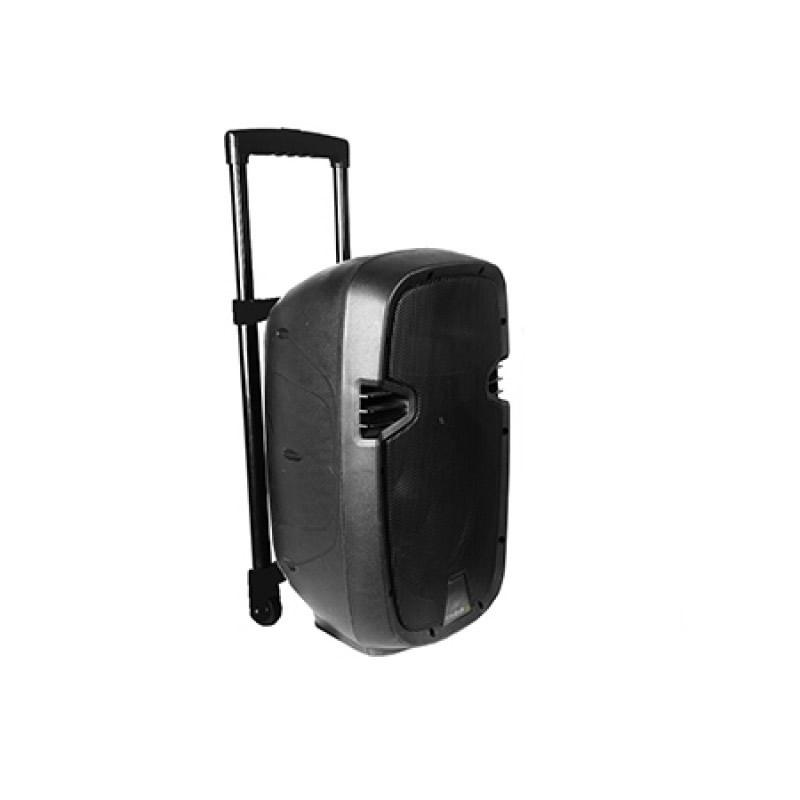 Boxa profesionala activa Ibiza, putere 400 W, USB, SD, Bluetooth, telecomanda 2021 shopu.ro