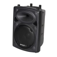 Boxa profesionala activa Ibiza, 250 W, Bluetooth, telecomanda